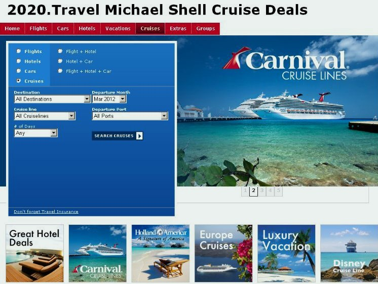 2020.Travel Deals and Specials